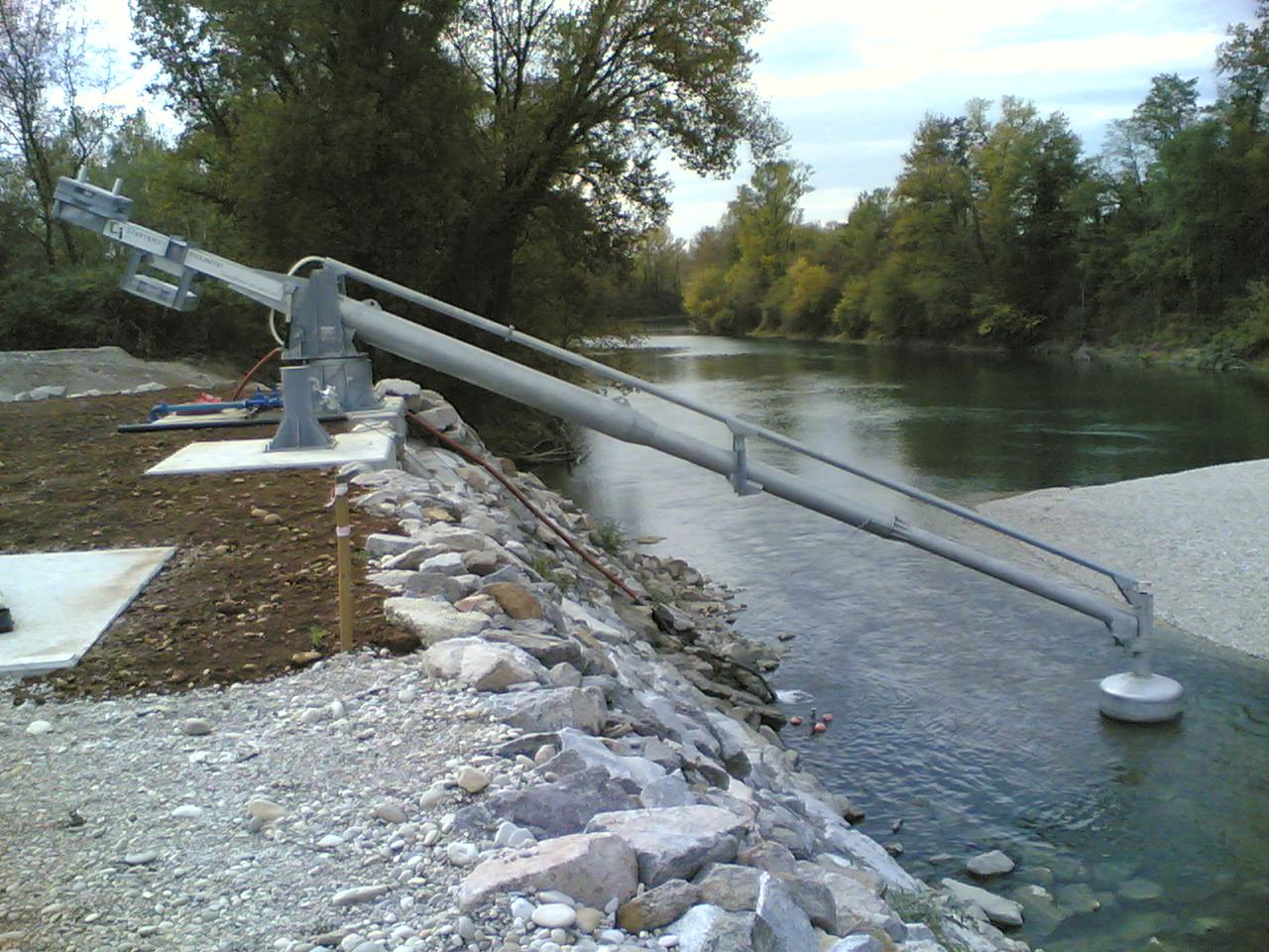 Les cailloux du Rhône sous haute surveillance