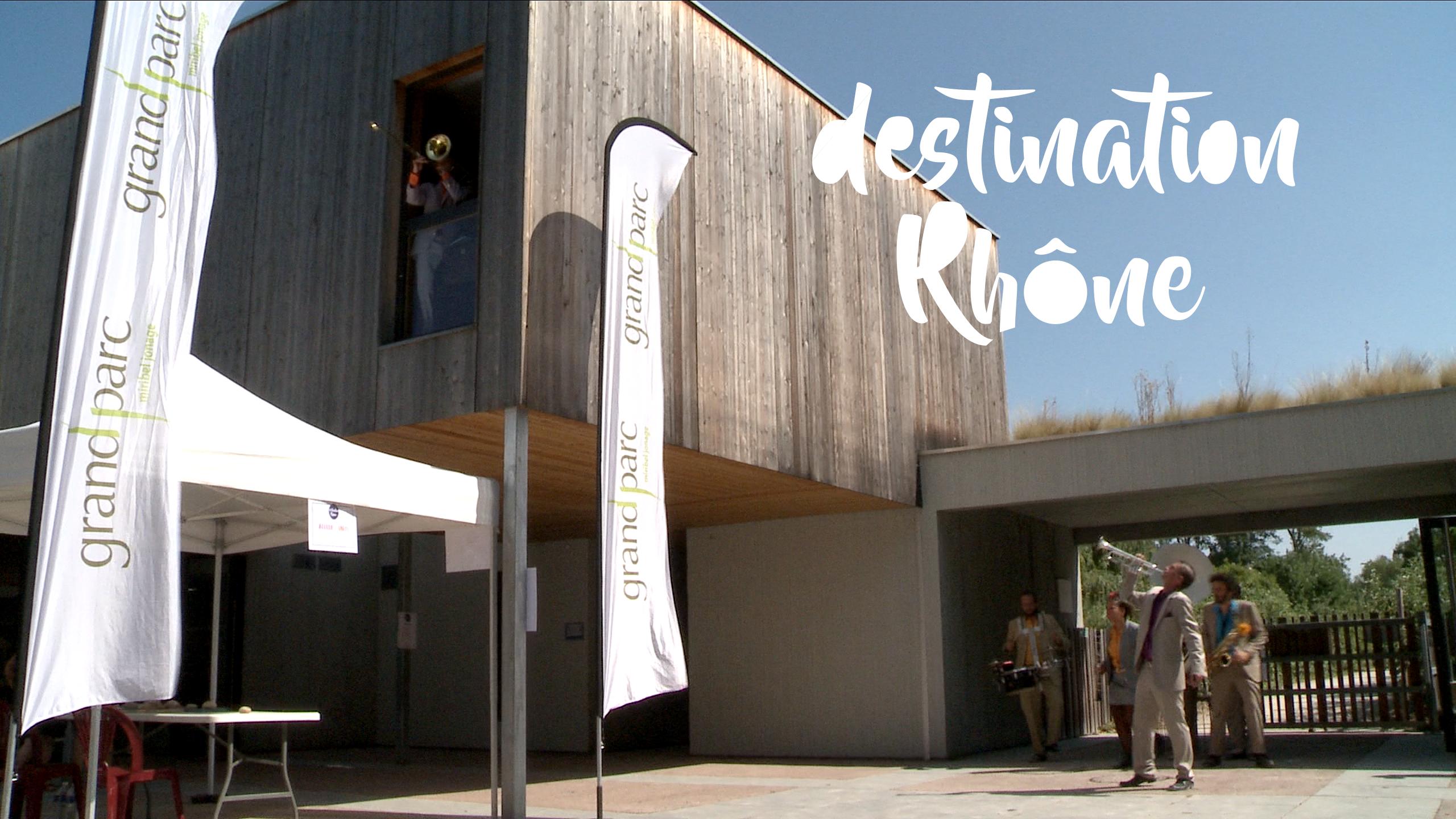 Samedi 24 juin 2017, Destination Rhône a accosté à L'îloz' !