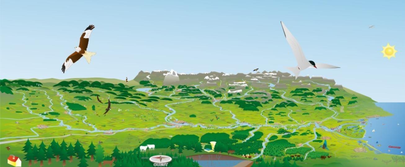 Fleuves Grandeur Nature : comprendre les enjeux liés à l'eau